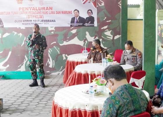 Nusabali.com - kodim-jembrana-salurkan-1500-btpklw