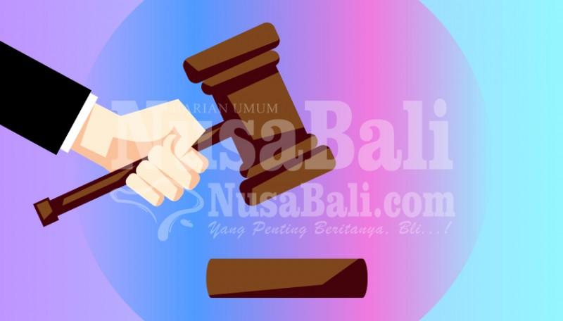www.nusabali.com-sidang-perdana-pembunuh-istri-terancam-15-tahun