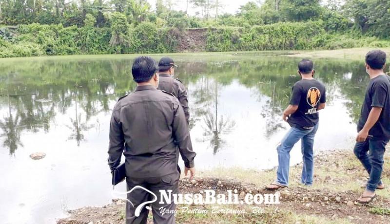 www.nusabali.com-genangan-air-di-sanitary-landfill-kaliakah-dipastikan-aman