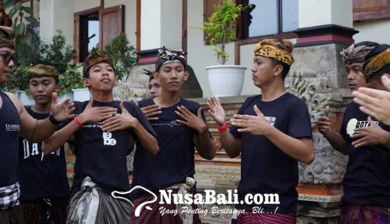www.nusabali.com-komunitas-sekuni-siapkan-cikung-cak-inovatif-klungkung