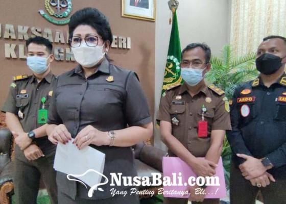 Nusabali.com - ketua-lpd-desa-adat-ped-tersangka