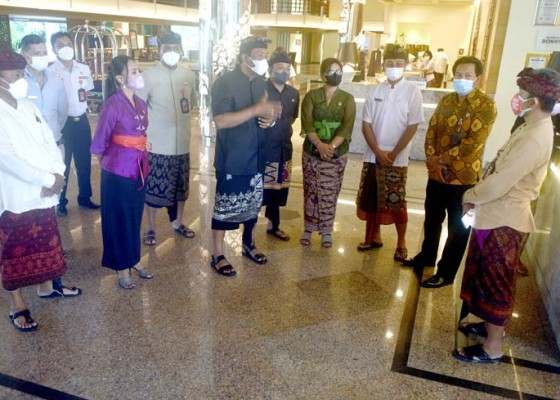 Nusabali.com - komisi-ii-dprd-badung-inspeksi-sejumlah-akomodasi-wisata