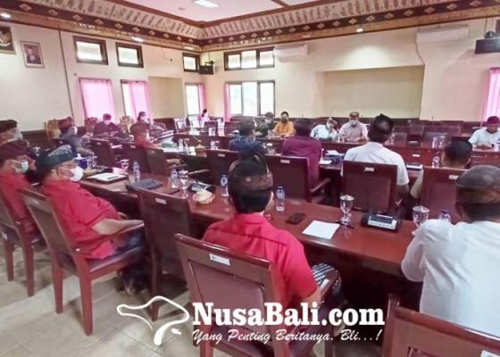 Nusabali.com - bahas-pppk-dprd-disdik-tabanan-gelar-raker