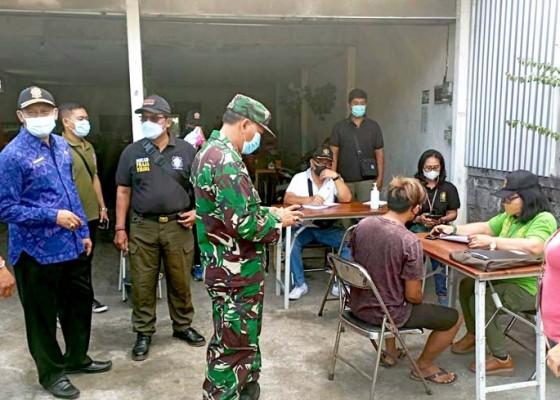 Nusabali.com - operasi-prokes-tetap-gencar-17-pelanggar-kembali-terjaring