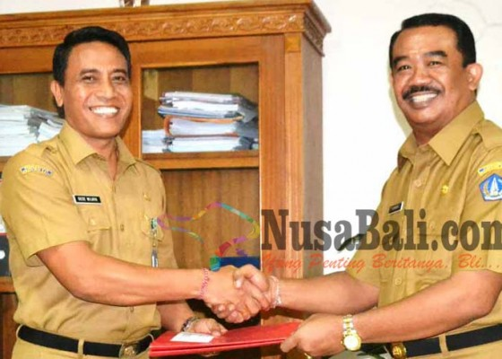 Nusabali.com - suambara-mendaftar-jadi-calon-sekda