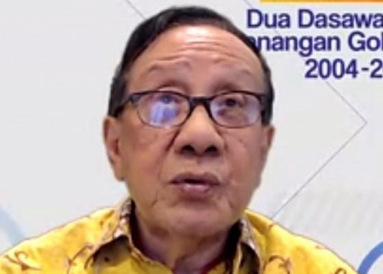 Nusabali.com - akbar-tandjung-sejarah-golkar-modal-menangkan-pemilu-2024
