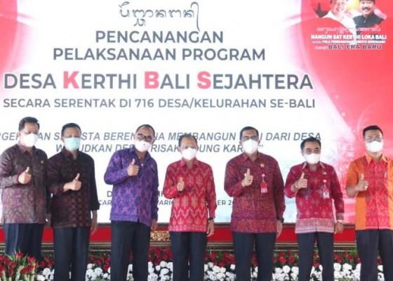 Nusabali.com - gubernur-koster-canangkan-program-desa-kbs