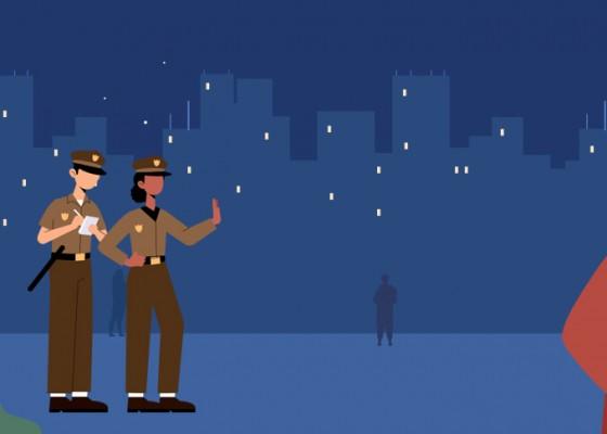 Nusabali.com - petugas-gabungan-gencarkan-pengawasan-gacong