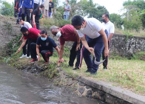 Nusabali.com - desa-cemagi-revitalisasi-saluran-irigasi-sepanjang-15-kilometer