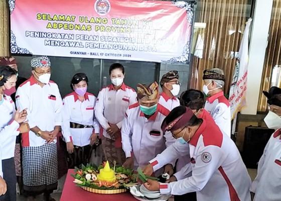 Nusabali.com - abpednas-bali-komit-tingkatkan-peran-kawal-pembangunan-desa