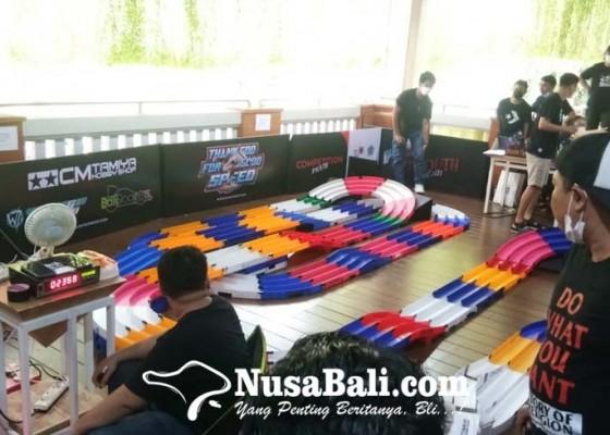 Nusabali.com - lomba-balap-tamiya-dyouth-festival-adu-cepat-dan-ajang-interaksi-penghobi