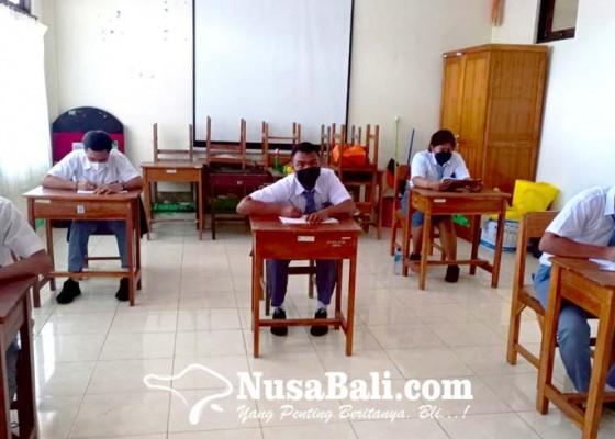 Nusabali.com - ptm-di-slb-jimbaran-terus-dievaluasi