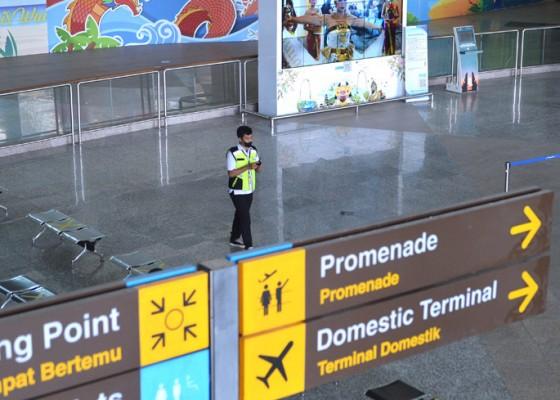 Nusabali.com - bandara-ngurah-rai-berlakukan-lagi-wajib-pcr-mulai-24-oktober