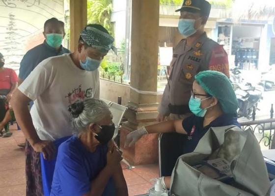 Nusabali.com - ppkm-turun-level-2-vaksinasi-terus-digencarkan