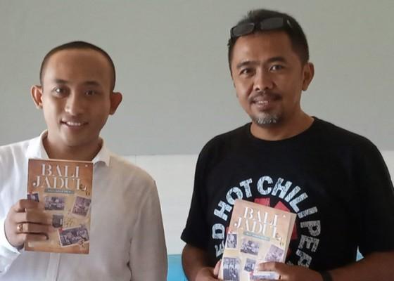 Nusabali.com - wawan-luncurkan-buku-bali-jadul-ceritakan-wajah-bali-zaman-dulu