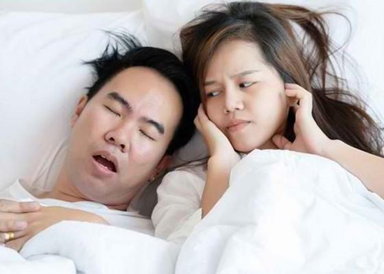 Nusabali.com - kesehatan-menghentikan-dengkuran