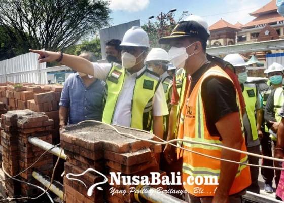 Nusabali.com - rekanan-diingatkan-tepat-waktu-dan-mutu