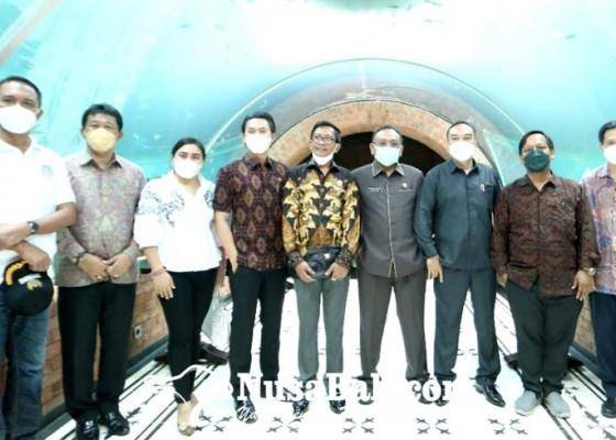 Nusabali.com - komisi-iii-cek-kegiatan-usaha-saat-pandemi