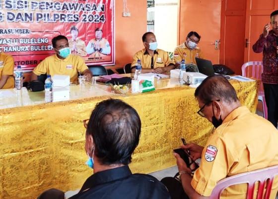 Nusabali.com - bawaslu-dorong-caleg-perhatikan-e-ktp-konstituen