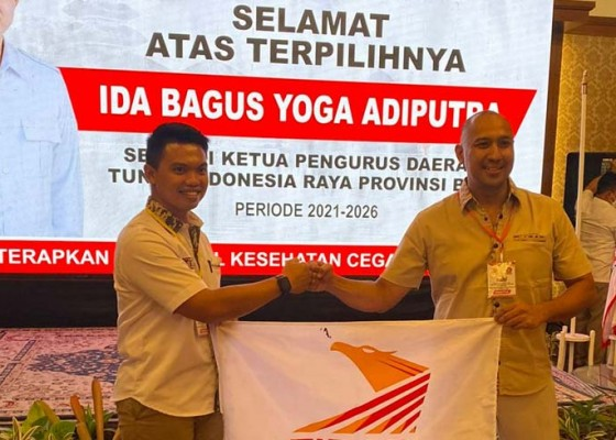 Nusabali.com - setelah-ketua-dpc-gerindra-denpasar-gus-yoga-kembali-dipercaya-pimpin-tidar-bali