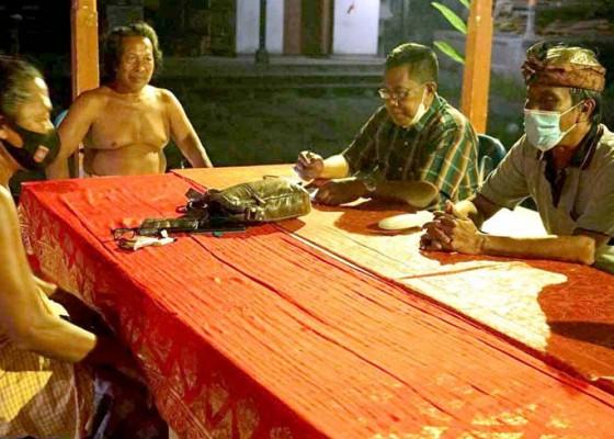 Nusabali.com - desa-adat-bungaya-persiapkan-karya-nubung-daging-lan-ngenteg-linggih