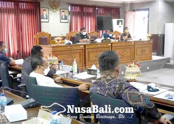 Nusabali.com - dewan-ngotot-sesuaikan-rapbd