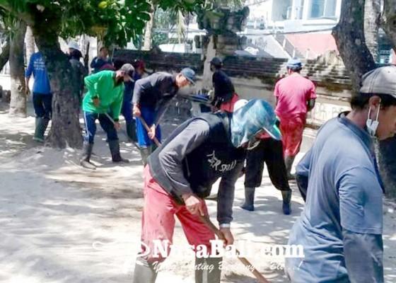 Nusabali.com - dinas-pupr-tata-pantai-kuta