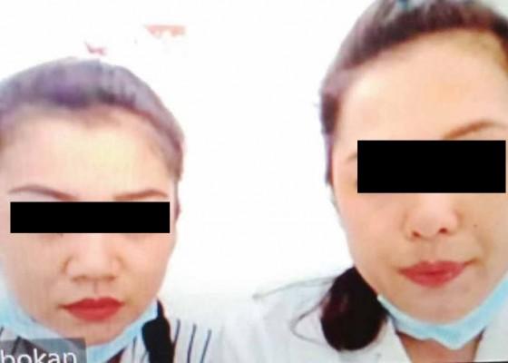 Nusabali.com - diet-pakai-shabu-dua-wanita-diganjar-4-tahun-bui