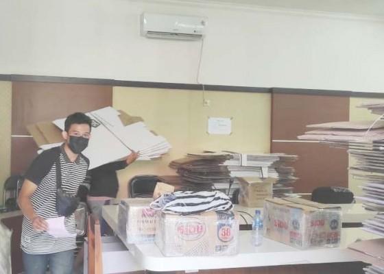 Nusabali.com - hari-ini-logistik-pilkel-serentak-didistribusikan