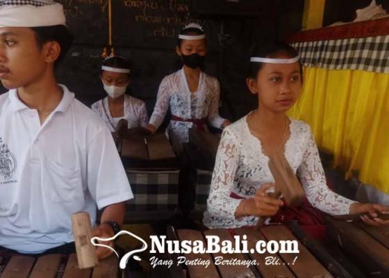 Nusabali.com - sekaa-selonding-rare-kumara-diperkuat-penabuh-remaja