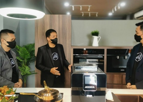 Nusabali.com - home-appliance-tak-terganggu-pandemi-modena-buka-mhc-ke-26-di-bali