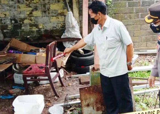 Nusabali.com - hujan-deras-tukang-las-tewas-kesetrum