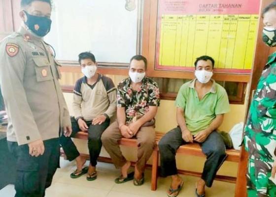 Nusabali.com - polisi-tetapkan-tiga-tersangka