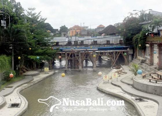 Nusabali.com - tak-ada-anggaran-rencana-penataan-sungai-kembali-gagal