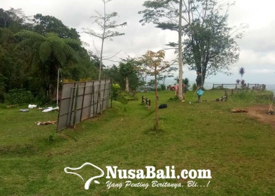 Nusabali.com - bukit-surga-camping-ground-berpemandangan-menawan