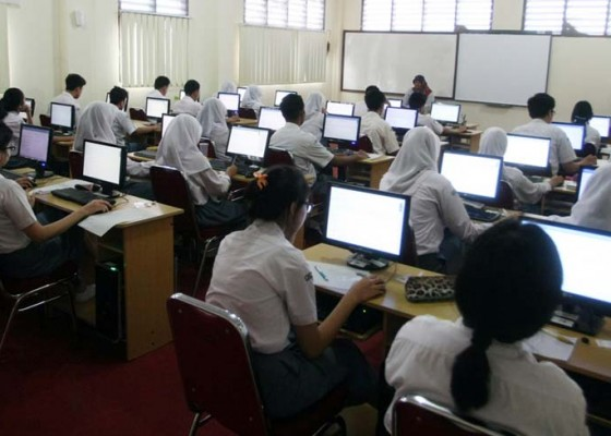 Nusabali.com - upt-disdikpora-bali-akan-lakukan-pendataan-komputer
