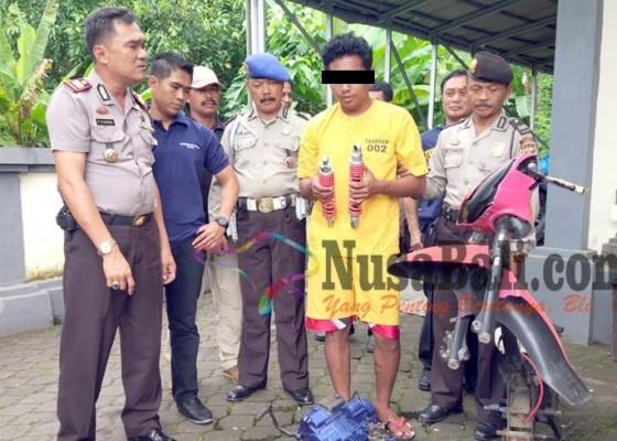 Nusabali.com - pelajar-sma-mutilasi-motor-tetangganya