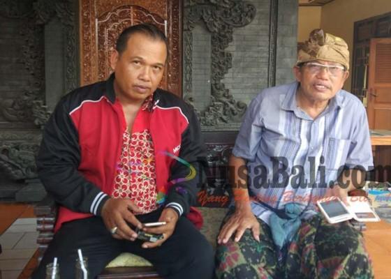 Nusabali.com - penunjukan-sekdes-mendoyo-dangin-tukad-diprotes