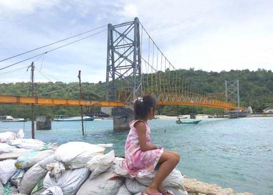 Nusabali.com - jembatan-kuning-sudah-tersambung