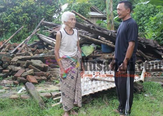 Nusabali.com - hidup-sendirian-tanpa-suami-anak-rumah-porakporanda