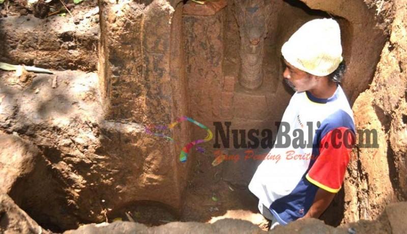 www.nusabali.com-terkubur-15-meter-diyakini-bekas-pura-taman-beji-bagendra