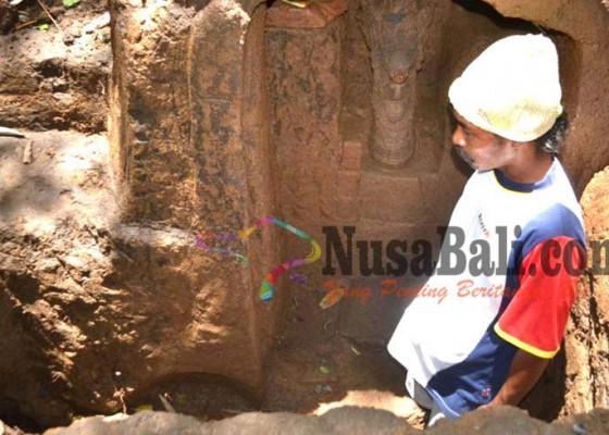 Nusabali.com - terkubur-15-meter-diyakini-bekas-pura-taman-beji-bagendra