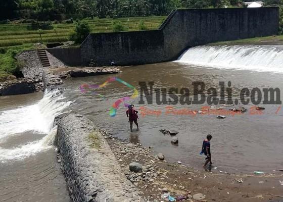 Nusabali.com - siswa-sdn-5-ringdikit-kembali-seberangi-sungai