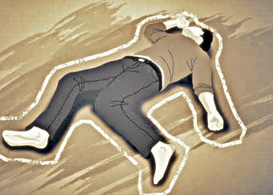 Nusabali.com - pria-tewas-jatuh-dari-atap-gedung