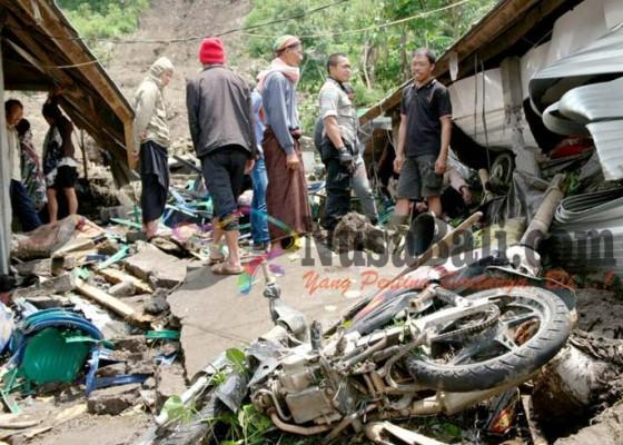 Nusabali.com - kerugian-material-bencana-longsor-di-kintamani-lebih-dari-rp-100-m