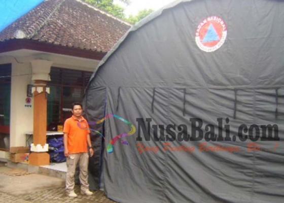 Nusabali.com - mohon-dana-siap-pakai-bupati-datangi-bnpb