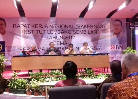 Nusabali.com - rakernas-lembang-9-berbau-pilpres-2019