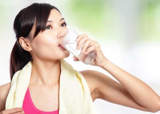 Nusabali.com - kesehatan-cukup-terhidrasi