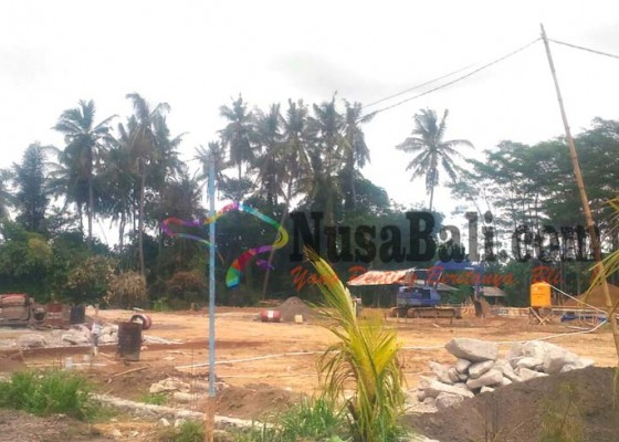 Nusabali.com - satpol-pp-peringatkan-pembangun-pabrik-aspal