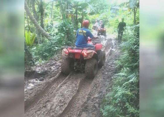 Nusabali.com - wisata-atv-di-melinggih-kelod-ilegal